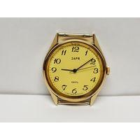 Часы Заря позолота au,почти неношеные,ссср,редкие.Старт с рубля.