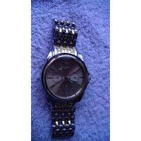 """Часы наручные кварцевые, мужские. бизнес стиль """"Rоzra """" браслет нержавеющая сталь. #3 распродажа"""