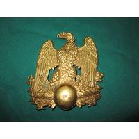Киверный орёл Франция 1850-1860-е г.