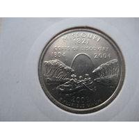 США КВОТЕР 2003 ГОД  МИССУРИ В ХОЛДЕРЕ СОСТОЯНИЕ !!!