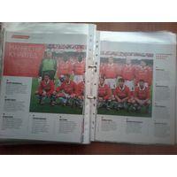 Плакаты футболистов из клубов Английской Премьер Лиги(Манчестер Юнайтед)ч1
