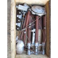 Газовое оборудование для твердотопливного котла.