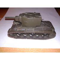 Русские танки #11 КВ-2