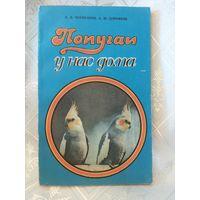 Книга Попугаи у нас дома