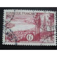 Франция 1955 стандарт, ландшафт