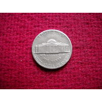 США 5 центов 1989 г. (P)