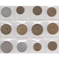 Монеты Туниса. Возможен обмен
