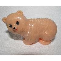 Медведь(из ПВХ пластизоля),СССР-No3