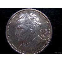 Югославия. 200 динар 1977 г. Юбилей Брос Тито 85 лет /серебро