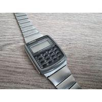 Часы в винтажном стиле Casio CA-506, оригинальные.