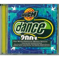 CD Various - MuchDance 2001