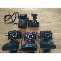 Фотоаппараты СССР тушки с 1 Рубля