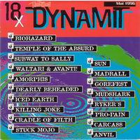 CD сборка 18хDynamit  (приложение к журналу RockHard май 1996)