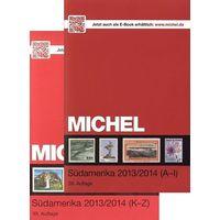 Michel 2013/14 - Марки стран Южной Америки - на CD