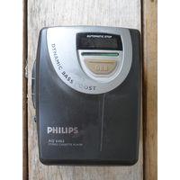 Плеер кассетный Philips AQ 6463