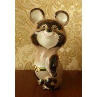 Олимпийский мишка 17 см автор Шевченко Коростень