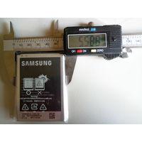 Аккумуляторная батарея Samsung B500BE 1900mAh
