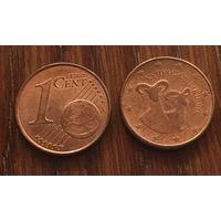 Кипр, 1 евроцент 2011