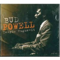 4CD Box-set Bud Powell - Tempus Fugue-It (2001) Bop