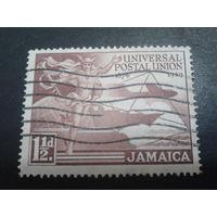 Ямайка, колония Англии 1949 ВПС