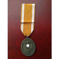"""Медаль """"Защитный вал"""". Третий Рейх"""