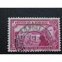 Тринидад и Тобаго 1941 г.