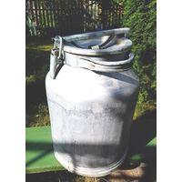 Бидон алюминиевый 40 л (молочный)