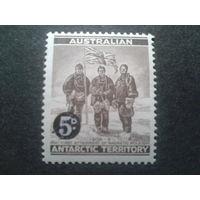 Австралия Антарктические территории 1959 экспедиция 1909 г.