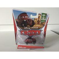 Машинка Тачки Дядя Тополино Disney Pixar Cars Uncle Topolino Festival Italiano Series
