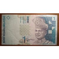 Малайзия 1 рингит