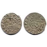 Полторак 1615, Сигизмунд III Ваза, Быдгощ. Рв - герб Абданак в щитке
