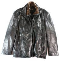 Куртка кожаная Andrew Marc, размер примерно 50 (L)