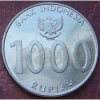 5477:  1000 рупий 2010 Индонезия
