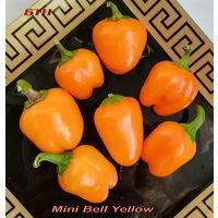 Семена перца Mini Bell Yellow