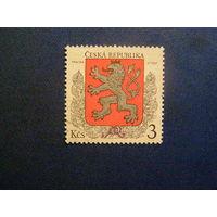 1993 Чехия Герб Чехии