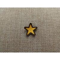 Нашивка звездочка нарукавный знак по годам службы для прапорщиков ВС СССР 5 и далее год службы на повседневную форму