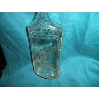 Бутылка из под ликера F.W.Manegold Berlin ПМВ.