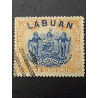 Лабуан. 1897г.