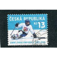 Чехия. Паролимпийские зимние игры. Сочи 2014