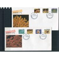 Австралия. КПД. Фауна моря (комплект из двух конвертов)