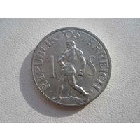 1 Шиллинг 1957 (Австрия)