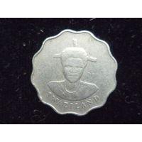 5 центов Свазиленд.1986г.