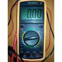 Мультиметр профессиональный DT9205A