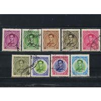 Таиланд 1963 Рама IX Бхумипол Адуладеж Стандарт #411-6.420-2,423