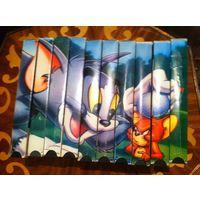 Том и Джерри (VHS, видеокассета) / 10 выпусков