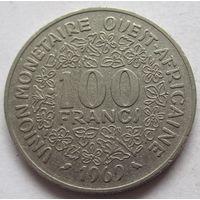 Западная Африка (BCEAO) 100 франков 1969