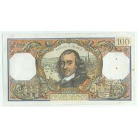 Франция, 100 франков 1971 год