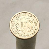 Германия 10 рентенпфеннингов 1924 А