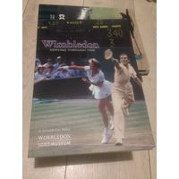Wimbledon: Serving Through Time ISBN 9780906741320 Большой Теннис