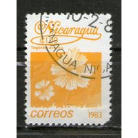 Никарагуа. Гашеная. Лот-1